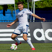 Vancouver Whitecaps FC in Action