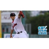 Pawtucket Red Sox Pitcher Keith Couch