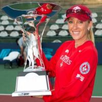 Anastasia Rodionova of the Washington Kastles