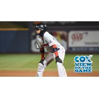 Quintin Berry of the Pawtucket Red Sox