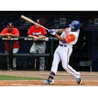 St. Lucie Mets First Baseman Dominic Smith