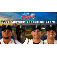 2015 Lansing Lugnuts Midwest League All-Stars