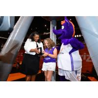 WNBA President Laurel Richie, Scorch and