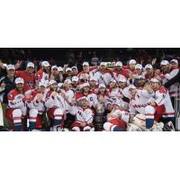 Allen Americans Celebrate Kelly Cup Championship