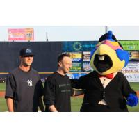 Change Fitness and the Trenton Thunder