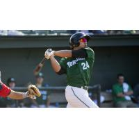 Daytona Tortugas Right Fielder Sebastian Elizalde