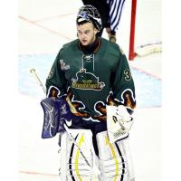 Scott Darling with the Mississippi RiverKings