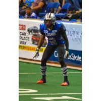 Roshawn Marshall of the Columbus Lions
