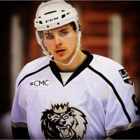 Adrian Kempe of the Manchester Monarchs