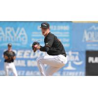 Delmarva Shorebirds Reliever Garrett Cortright