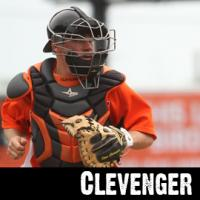 Steve Clevenger of the Norfolk Tides