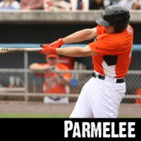 Chris Parmelee of the Norfolk Tides