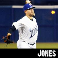 Chris Jones of the Norfolk Tides