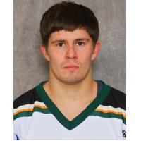 Quad City Mallards Forward Vladimir Nikiforov