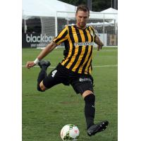 Taylor Mueller of the Charleston Battery