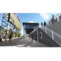 Rendering of Canadian Football Hall of Fame at Tim Horton's Field