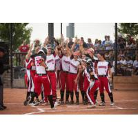 Akron Racers Celebrate