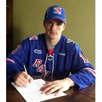 Kitchener Rangers Goaltender Luke Opilka