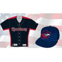 Rochester Red Wings 'Stars & Stripes' Uniforms