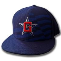 Greeneville Astros Stars and Stripes Cap