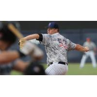 Tampa Yankees Pitcher Cale Coshow