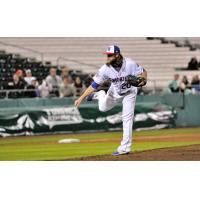 Tennessee Smokies Pitcher P.J. Francescon