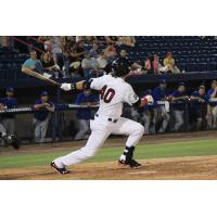 Brevard County Manatees Right Fielder Clint Coulter
