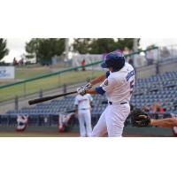 Chad Oberacker of the Midland RockHounds