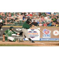 Brian Celsi of the Green Bay Bullfrogs
