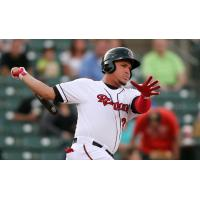 Rochester Red Wings Outfielder Oswaldo Arcia