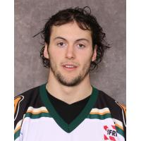 Quad City Mallards Defenseman Jake Baker