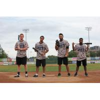 Medford Rogues Camo Jerseys
