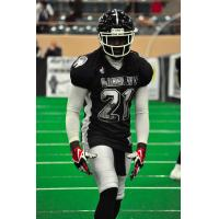 Duke City Gladiators Wide Receiver James Cleveland