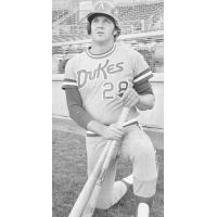 Charlie Manuel with the Albuquerque Dukes