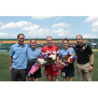 Western New York Flash Honors World Cup Stars