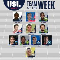 USL Team of the Week