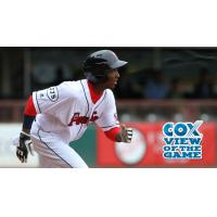 Jemile Weeks of the Pawtucket Red Sox