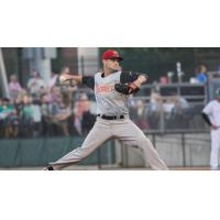 Salem-Keizer Volcanoes Pitcher Mike Connolly