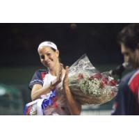 Cat Osterman Honored by USSSA Pride