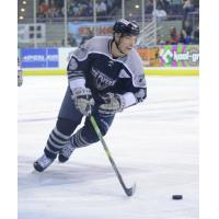 Adam Pawlick of the Pensacola Ice Flyers