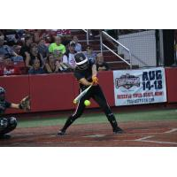 Brittany Cervantes of the Chicago Bandits
