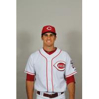 Evansville Otters Signee Brett Marshall with the Cincinnati Reds