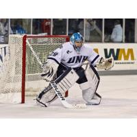 Wheeling Nailers Signee Casey DeSmith with the University of New Hampshire
