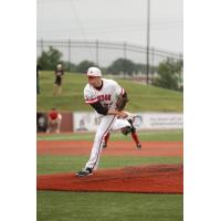 Florence Freedom Pitcher Chuck Weaver