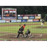 Carter Bell Homers for the Washington Wild Things