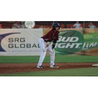 Dean Wilson of the Evansville Otters