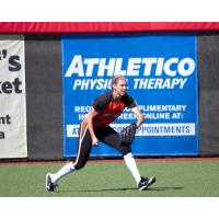 Brenna Moss of the Chicago Bandits