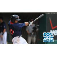 Mike Miller of the Pawtucket Red Sox