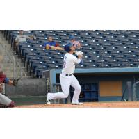 Chad Pinder of the Midland RockHounds