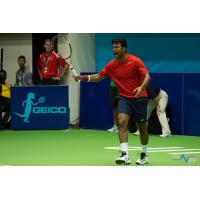 Leander Paes of the Washington Kastles in the WTT Finals